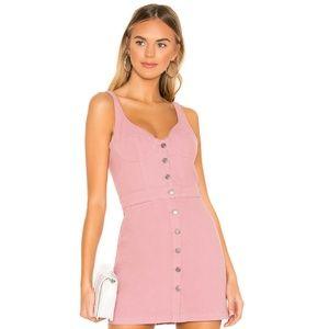 NEW GRLFRND Tura Dress Pink Small C94
